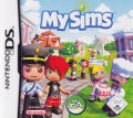 MySims Nintendo DS Front Cover