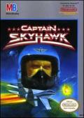 Captain Skyhawk NES Front Cover