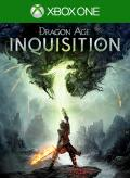 Dragon Age: Inquisition Xbox One Front Cover 1st version
