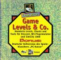 Game Levels & Co. DOS Front Cover