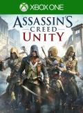 Assassin's Creed: Unity Xbox One Front Cover 1st version