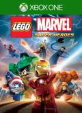 LEGO Marvel Super Heroes Xbox One Front Cover