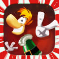 Rayman Fiesta Run iPad Front Cover