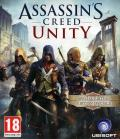 Assassin's Creed: Unity (Limited Edition) Xbox One Front Cover