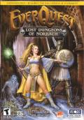 EverQuest: Lost Dungeons of Norrath Windows Front Cover