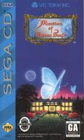 Mansion of Hidden Souls SEGA CD Front Cover