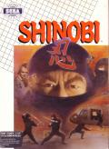 Shinobi DOS Front Cover