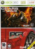 Gears of War / Project Gotham Racing 4 Xbox 360 Front Cover