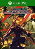 Strider Xbox One Front Cover 1st version