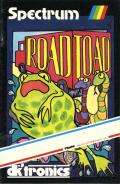 Road Toad ZX Spectrum Front Cover