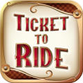 Ticket to Ride iPad Front Cover