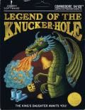 Legend of the Knucker-Hole Starring Jet-Boot Jack Commodore 64 Front Cover