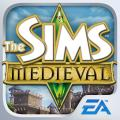 The Sims: Medieval iPad Front Cover