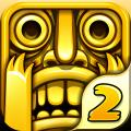 Temple Run 2 iPad Front Cover