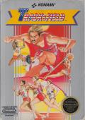Track & Field NES Front Cover
