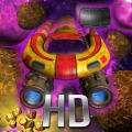Space Miner: Space Ore Bust iPad Front Cover