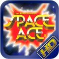 Space Ace iPad Front Cover
