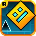 Geometry Dash Android Front Cover