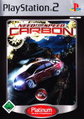Need for Speed: Carbon PlayStation 2 Front Cover