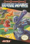 Base Wars - Cyber Stadium Series NES Front Cover