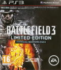 Battlefield 3 (Limited Edition - Physical Warfare Pack) PlayStation 3 Front Cover