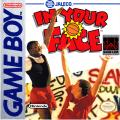 In Your Face Game Boy Front Cover