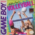 Malibu Beach Volleyball Game Boy Front Cover
