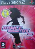 Dance:UK PlayStation 2 Front Cover