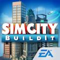 SimCity: BuildIt iPad Front Cover