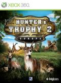 Hunter's Trophy 2: Europa Xbox 360 Front Cover
