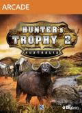 Hunter's Trophy 2: Australia Xbox 360 Front Cover