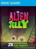 Alien Jelly Xbox 360 Front Cover