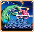 Space Harrier Nintendo 3DS Front Cover