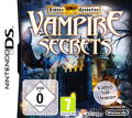 Hidden Mysteries: Vampire Secrets Nintendo DS Front Cover