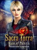 Sacra Terra: Kiss of Death (Collector's Edition) Macintosh Front Cover