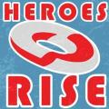 Heroes Rise: The Prodigy Kindle Classic Front Cover