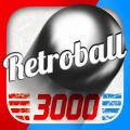 Retroball 3000 iPad Front Cover