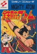 Tetsuwan Atom NES Front Cover