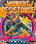 Midnight Resistance Amiga Front Cover