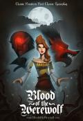 Blood of the Werewolf PlayStation 3 Front Cover
