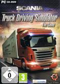 Scania Truck Driving Simulator: The Game Windows Front Cover