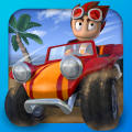 Beach Buggy Blitz iPad Front Cover