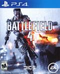 Battlefield 4 PlayStation 4 Front Cover