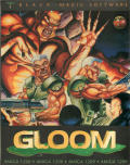 Gloom Amiga Front Cover