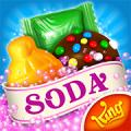 Candy Crush Soda Saga Browser Front Cover