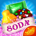 Candy Crush Soda Saga iPad Front Cover