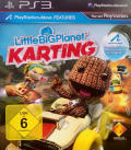 LittleBigPlanet Karting PlayStation 3 Front Cover