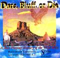 Dare, Bluff, or Die DOS Front Cover