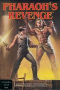 Pharaoh's Revenge Commodore 64 Front Cover