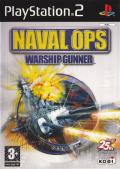 Naval Ops: Warship Gunner PlayStation 2 Front Cover